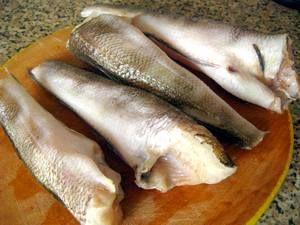 Рыба запеченная в рукаве рецепт приготовления с фото