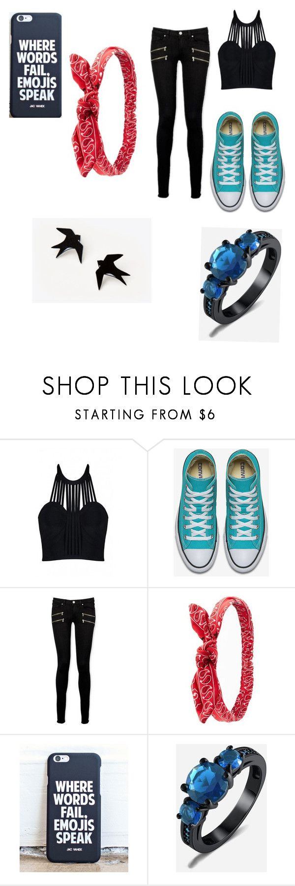 """""""..."""" by kayla-allaire on Polyvore featuring Posh Girl, Paige Denim and Charlotte Russe"""
