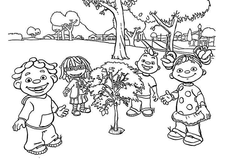 sid and friends coloring pages for kids printable free sid and science kid