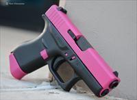 X-Werks Glock 42 Raspberry Pink .380 3 Mags G42