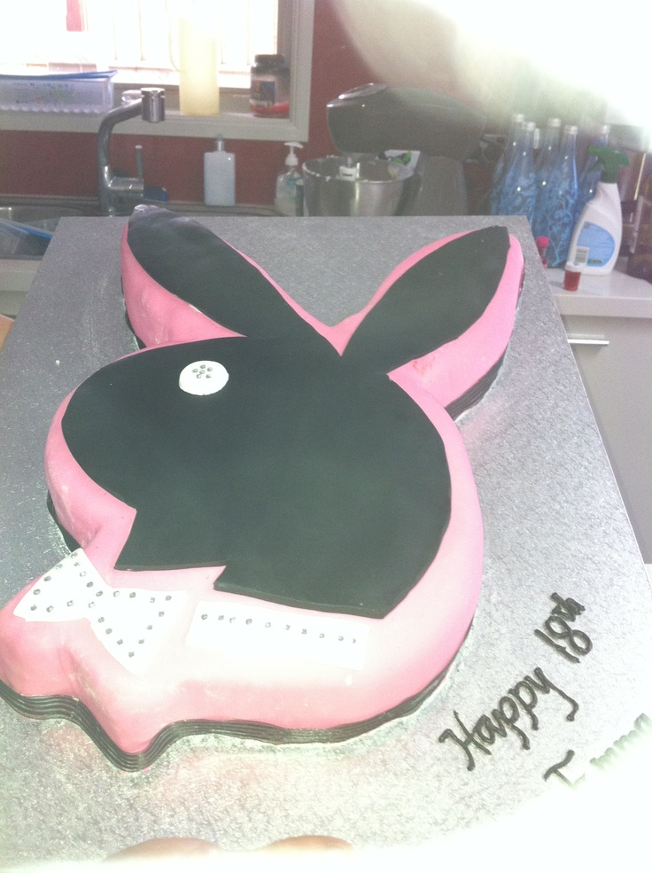 Playboy Cake Design : 14 best Playboy Food Ideas & Recipes images on Pinterest
