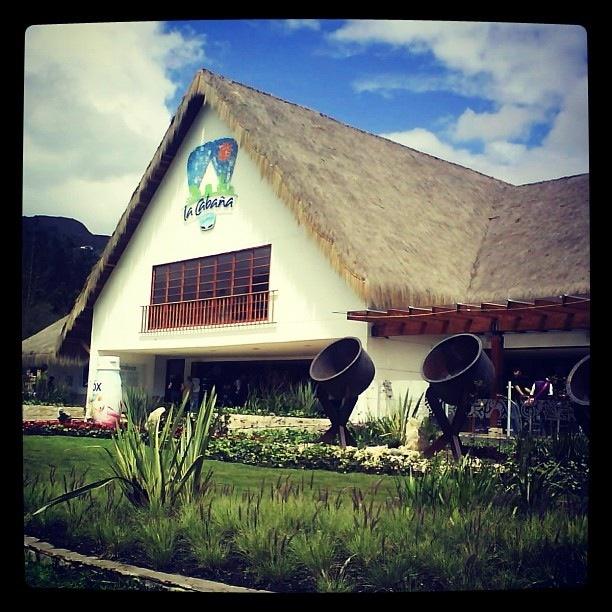 Cabaña Alpina, #Colombia