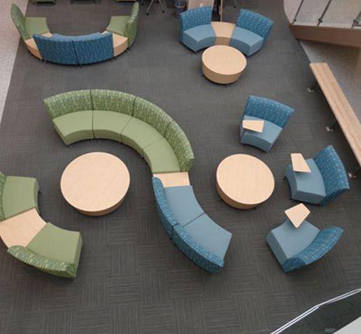 Achella Modular- Concordia College, Moorhead, MN Want it? Buy it here: www.mbilv.com