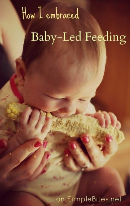 "Iteresting . . . ""this method is how the rest of the world introduces food to children (and how Western culture did as well before Gerber made us think we needed special baby food)"""