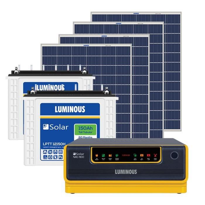 Off Grid Solar Power System It Is Most Common Type Of Solar Power System With Backup It Works In Day And Ni Solar Power System Off Grid Solar Solar Solutions