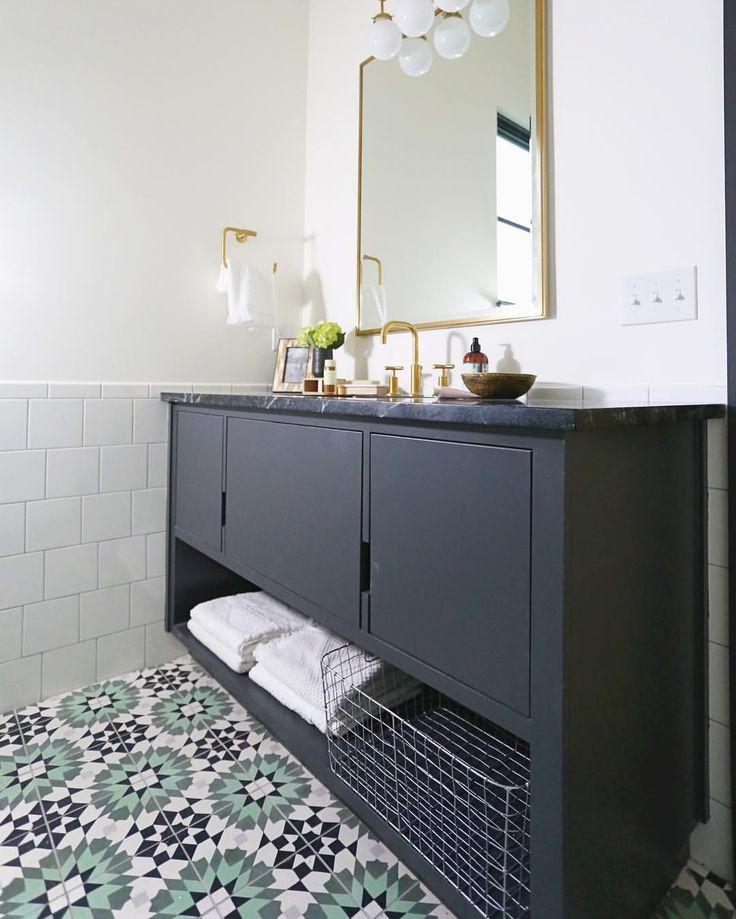 Les 25 meilleures idées de la catégorie Salle de bains carrelage ...