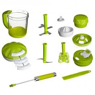 Genius Twist N Joy Zestaw 13 cz. http://www.redcoon.pl/B432900-Genius-Twist-N-Joy-Set_Pomoce-kuchenne