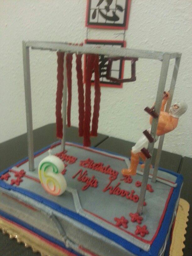 Warriors Birthday Party