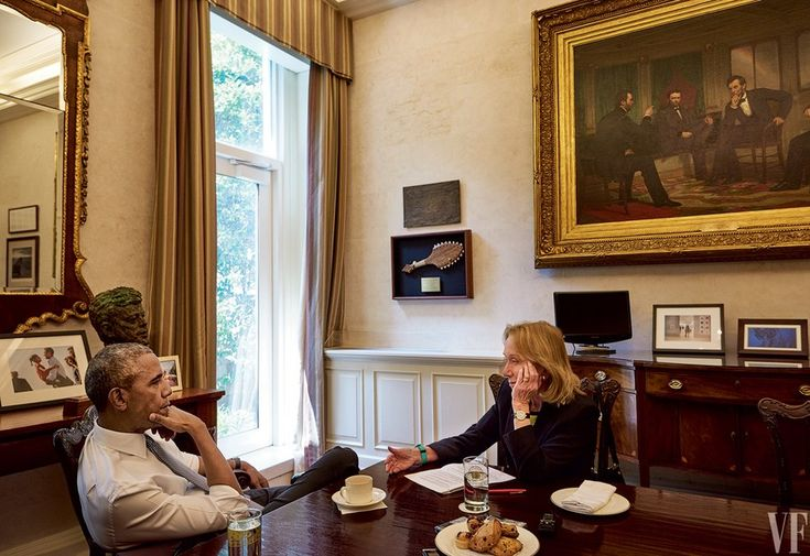 Barack Obama and Doris Kearns Goodwin: The Ultimate Exit Interview | Vanity Fair