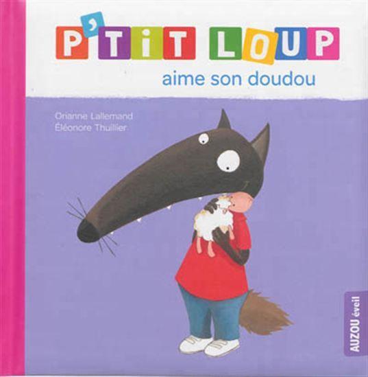 Aujourd'hui, la maman de P'tit Loup pense qu'il est grand temps qu'il n'ait plus de doudou. Mais P'tit loup ne partage pas cet avis et va essayer de convaincre sa maman.