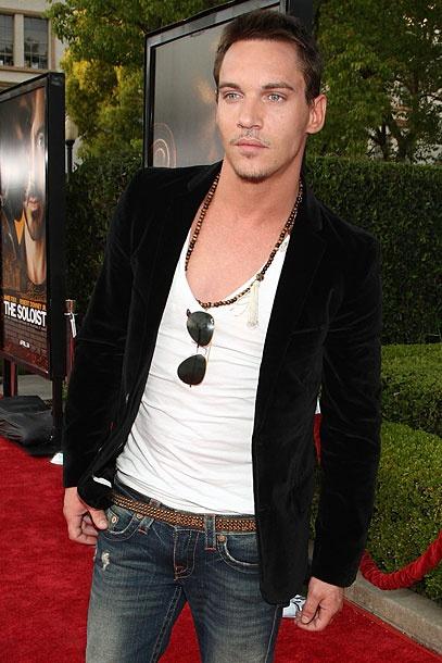 Jonathan Rhys Meyers as seen on New York Fashion Magazine