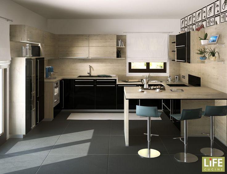 Oltre 25 fantastiche idee su cucina ad angolo su pinterest for Piccole planimetrie per l home office