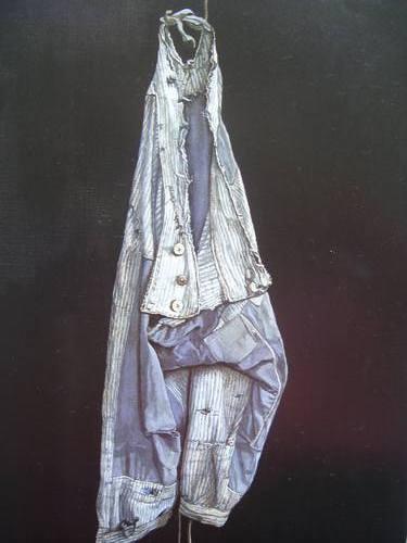 Jopie Huisman-Broek van een koemelker-1975