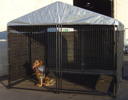 Heavy Duty Dog Cat Bird B Cage House Kennel Cover Pet Outdoor Shelter Shade Play in Pet Supplies, Dog Supplies, Dog Houses | eBay