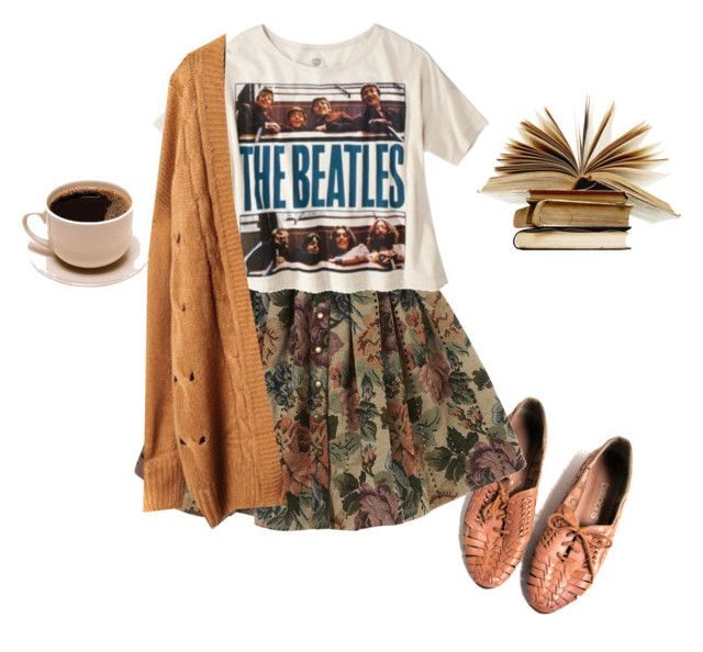 Bookstore by samarayared on Polyvore featuring polyvore fashion style clothing