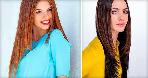 Картинки по запросу лесенка на средние волосы