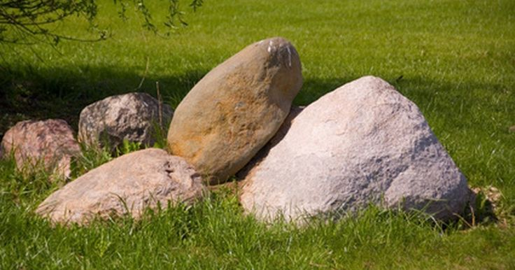 How to make a lightweight faux rock for a backyard