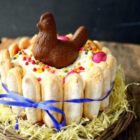 recette de gâteau de Pâques