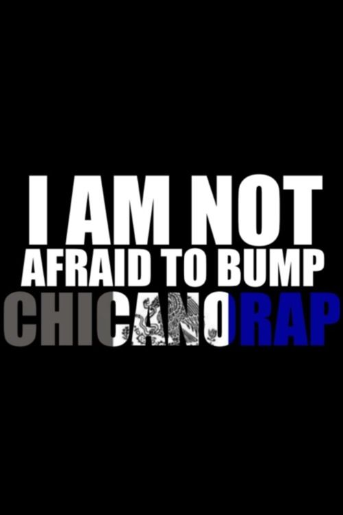 Not afraid to bump any and ALL Chicano music, from Chicano Rap to Chicano Rock and everything in-between.