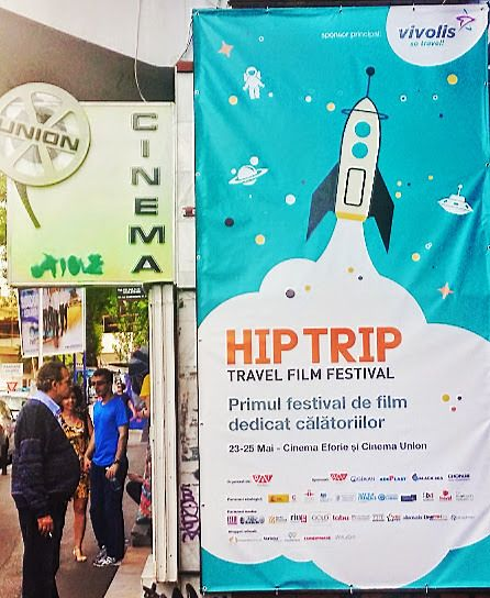 TripHip Travel Film Festival in Bucharest Romania