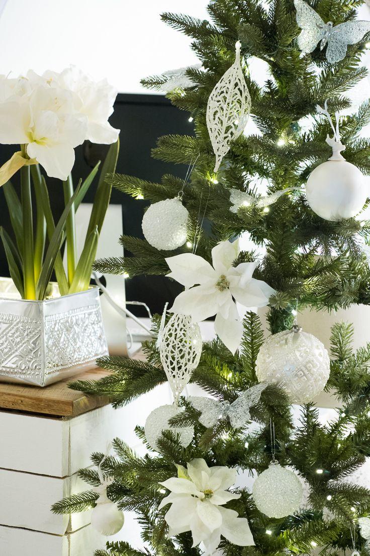 Our white christmas www.hali.fi #White Christmas