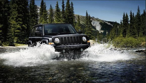 Why the 2014 Jeep Patriot Is the Best SUV on the Market