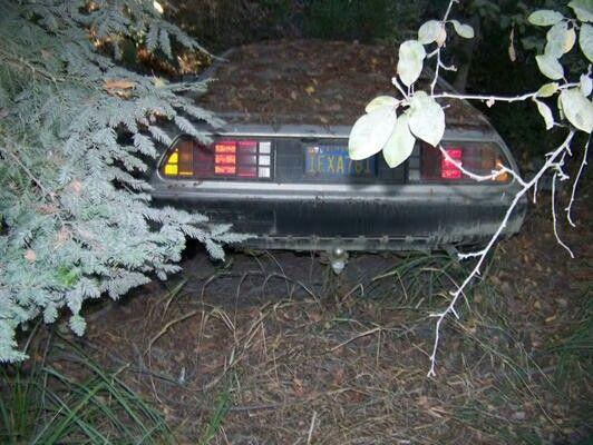 Forgotten DeLorean