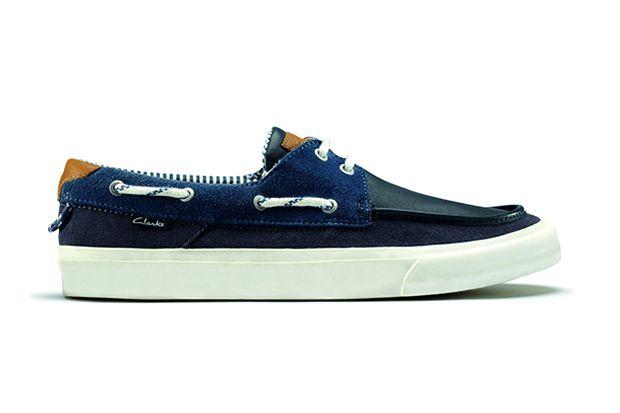 Clarks Sportswear 2013 Spring Tallmast Sail Shoe