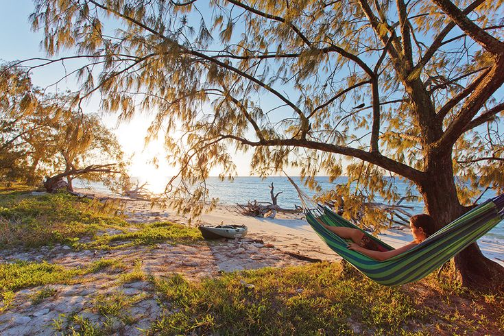 ISLAND AND BEACH CAMPING IN THE SOUTHERN GREAT BARRIER REEF  Pitch a tent on the Southern Great Barrier Reef with these islands and beach camping spots. | Queensland Blog