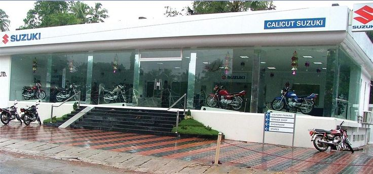 All Suzuki bikes Authorized Showroom information like as Addresses and phone numbers provided by Sagmart in Nasik Distict. In which all types of Suzuki bikes available.