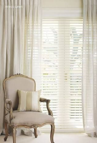 Superior Image Result For White Timber Blinds Curtains