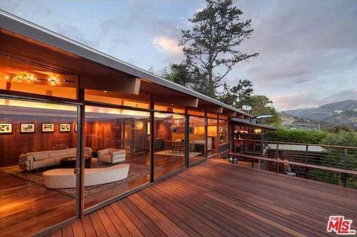 A-woo-gah! One of the 30 surviving houses designed by A. Quincy Jones and Whitney Smith for the celebrated Mid-Century Modern housing tract of Crestwood Hills has just hit the market and it's a...