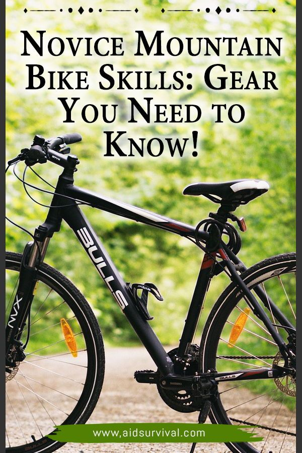 Novice Mountain Bike Skills Gear You Need To Know Survival