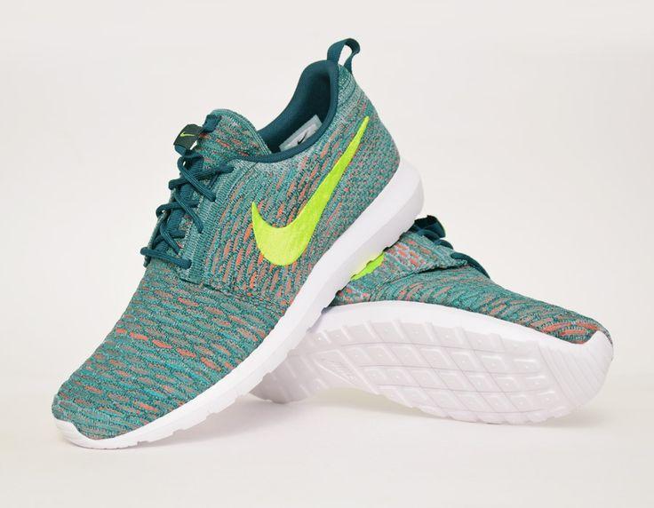 Nike Flyknit Roshe Run Herren