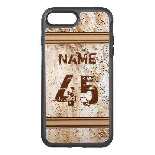 Cool Personalized Tough Otter Box Rustic Sports Phone Cases. Your Name and NUMBER, MONOGRAM Click Here: http://www.zazzle.com/pd/spp/pt-zazzle_otterbox?dz=0fc9909d-413a-4ae8-87c7-0929524a3b72&clone=true&pending=true&formfactor=apple_iphone7plus&style=symmetry&shellcolor=black&slipcolor=black&design.areas=%5Bzazzle_otterbox_iphone7plus_sym_front%5D&CMPN=shareicon&lang=en&social=true&view=113211120480502035&rf=238012603407381242 More sports iPhone cases HERE…