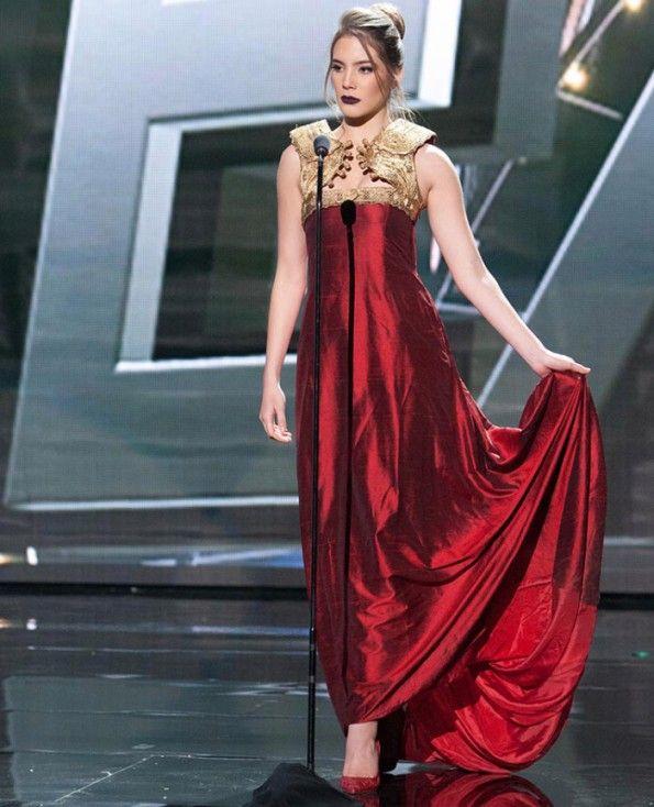 Miss Montenegro: