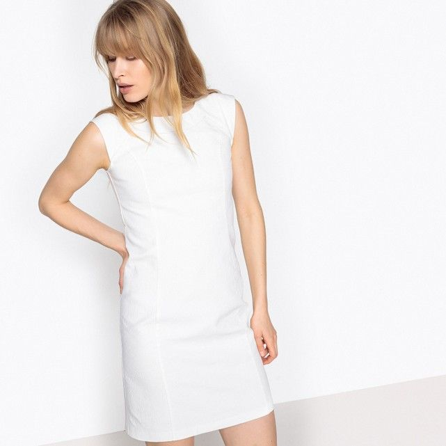 Image Robe 3 Trous Dos Dentelle La Redoute Collections Damesmode