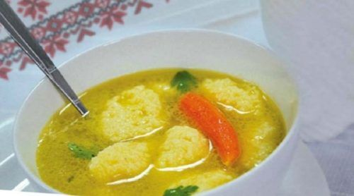 Megtaláltam a tökéletes grízgaluska leves receptjét! A legpuhább és legfinomabb! Van egy fontos hozzávaló, amitől tökéletes! - Ketkes.com