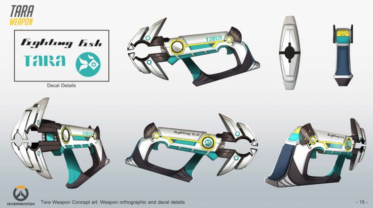 Student's Overwatch Concept Art Is So Good, Even Blizzard Is Talking About It