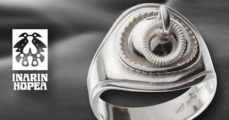 #Sormukset, #Rings, #inarinhopea, #Ringe, #Bagues, #КОЛЬЦА http://en.inarinhopea.fi/category/2/rings