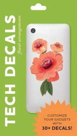 Floral Arrangements: Tech Decals