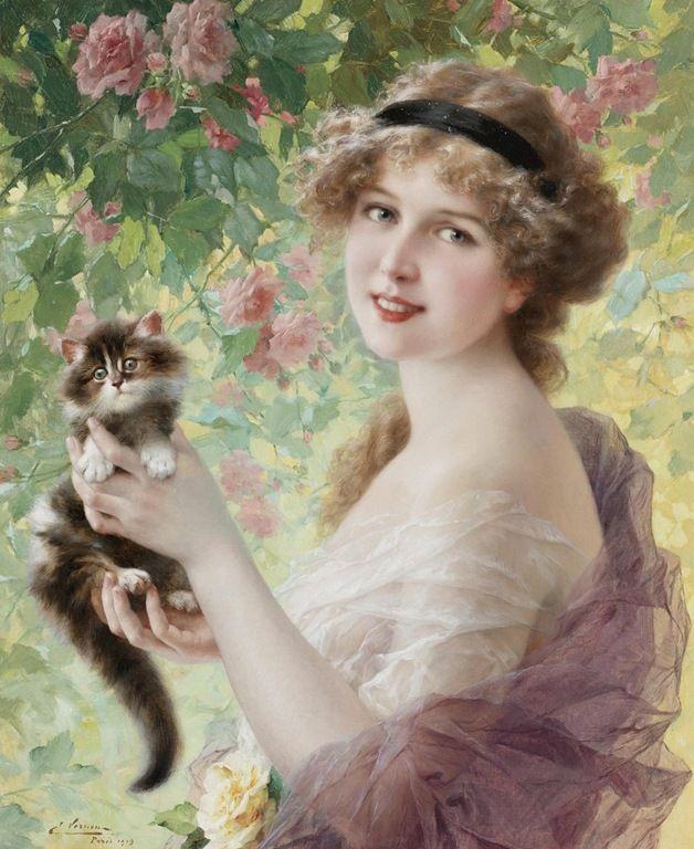 emile-vernon_1a .@@@@......http://www.pinterest.com/caroleminiature/histoire-de-femmes/