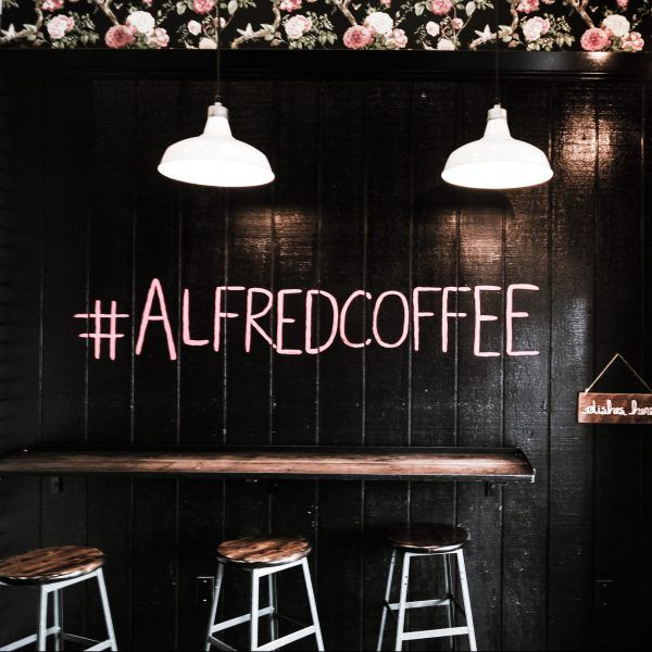 Alfred Coffee (Melrose Place) Los Angeles, CA