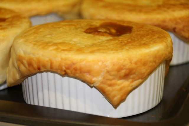 Pork And Guinness Hand Pies Recipe — Dishmaps
