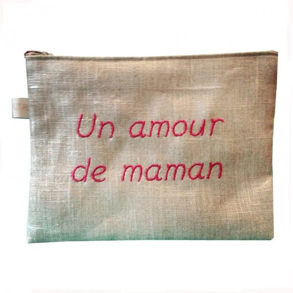 pochette un amour de maman