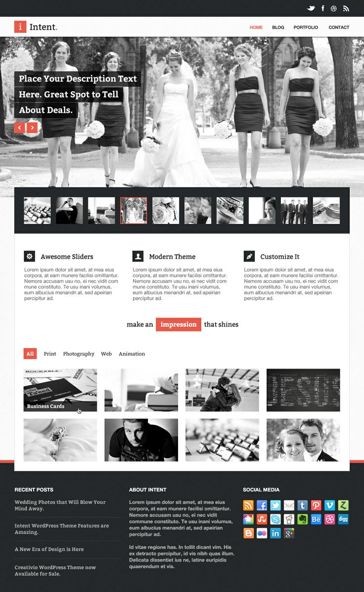 280 best Web Free PSD Templates images on Pinterest | Design web ...