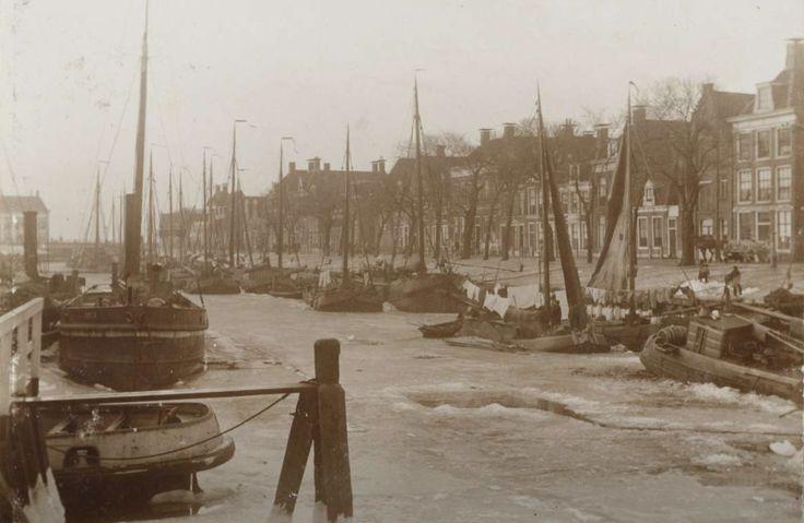 Harlingen - Noorderhaven - circa 1900