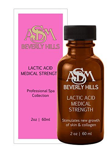 Lactic Acid 25%- Lactic Acid 2oz | Asdm Beverly Hills  //Price: $ & FREE Shipping //    #health #womenhealth  #relaxation #skincare #wellness #body #healthylife #fitness #body #activity #bodycare #sport #diet #nutrition