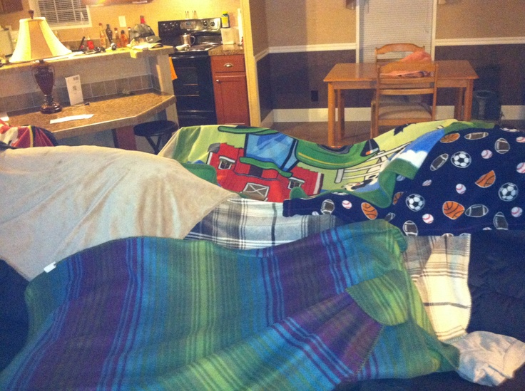 79 Best INDOOR FORTS FUN Images On Pinterest