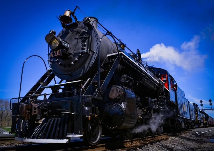 Southern Railway 630 Steam Engine.